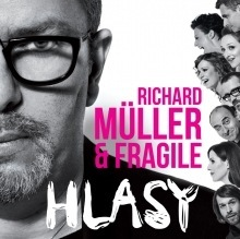 Richard Müller & Fragile, Hlasy, CD