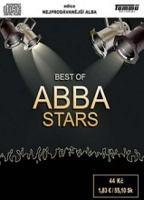 ABBA Stars, Best Of, CD pošetka