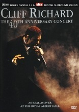 Cliff Richard, 40th Anniversary Concert, DVD