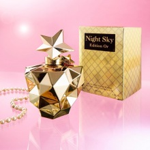"Eau de Parfum Woman ""Night Sky"""