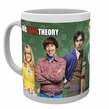 Hrnek Big Bang Theory - Cast 295 ml