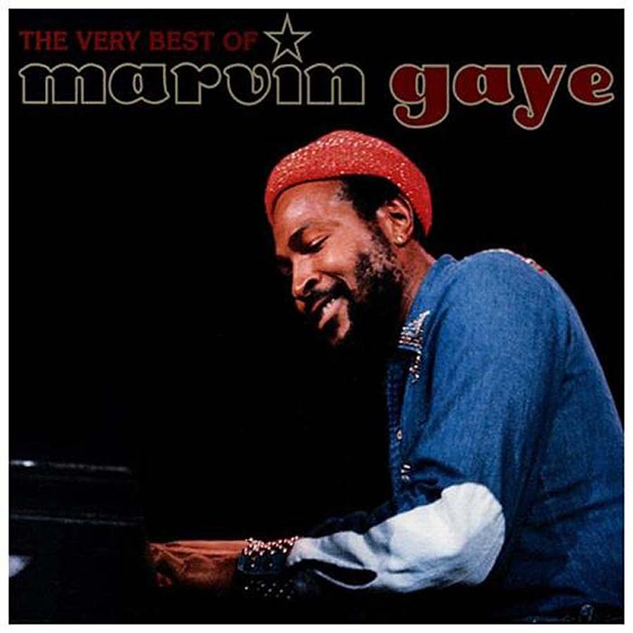 Marvin Gaye, The Very Best Of, CD