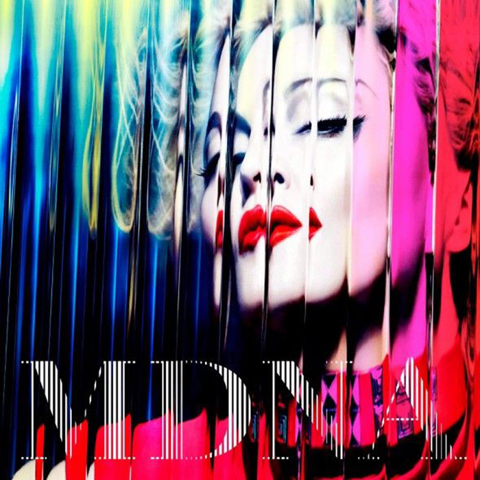 Madonna, MDNA (Deluxe Edition), CD