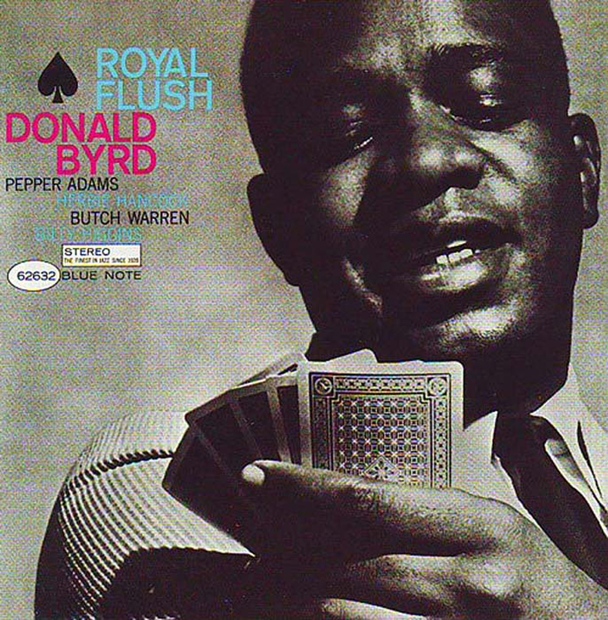 Donald Byrd, Royal Flush, CD