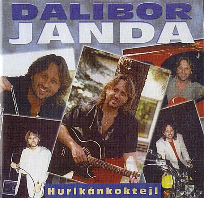 Dalibor Janda, Hurikánkoktejl (Best Of), CD