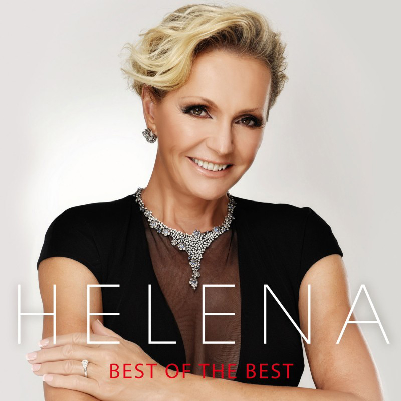 Helena Vondráčková, Best Of The Best, CD
