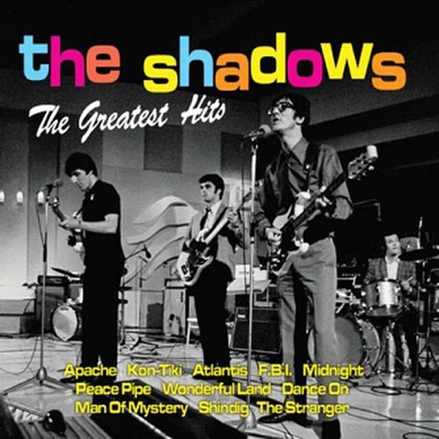 The Shadows, Greatest Hits, CD