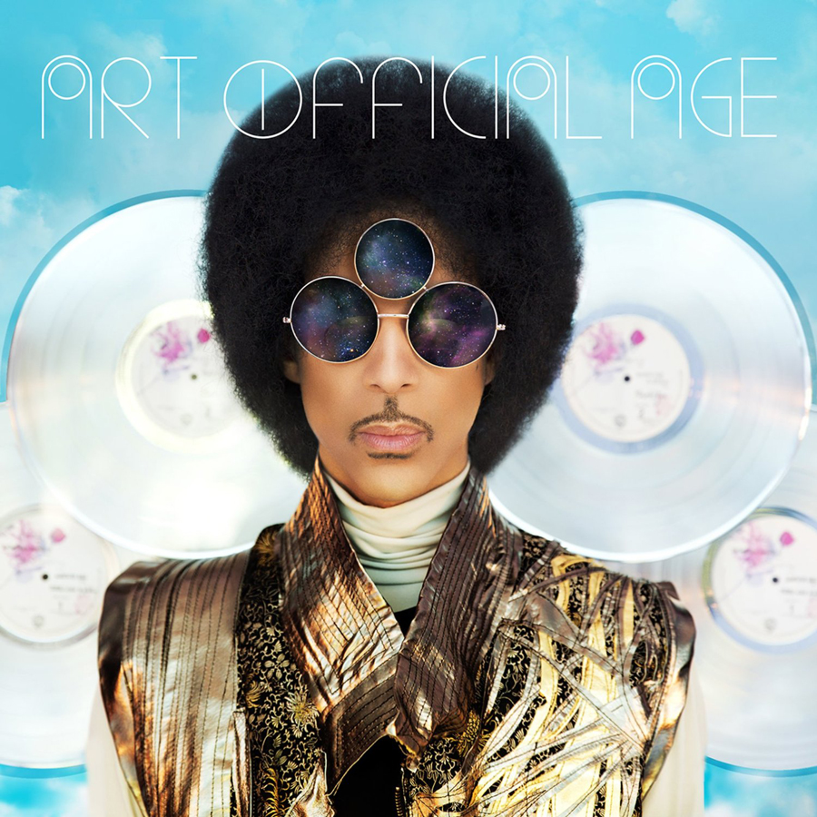 Prince, Art Official Age, CD