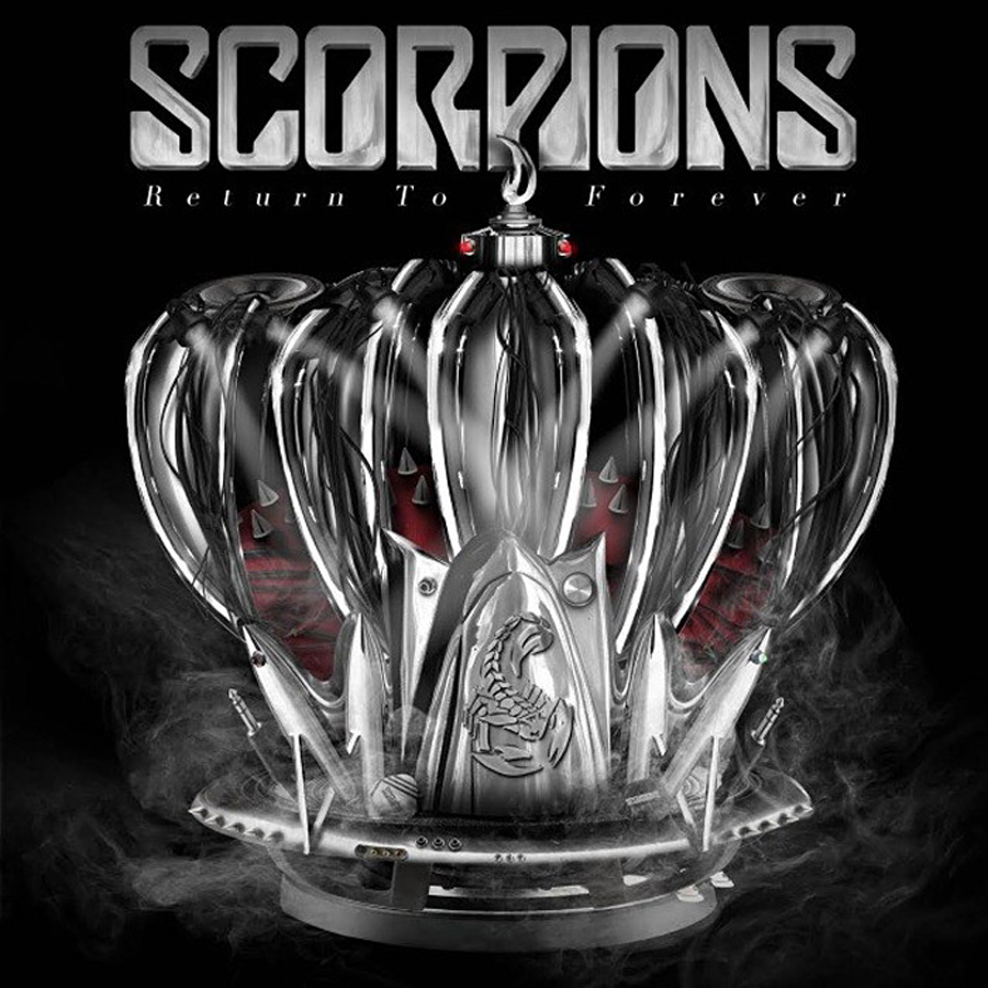 Scorpions, Return To Forever, CD