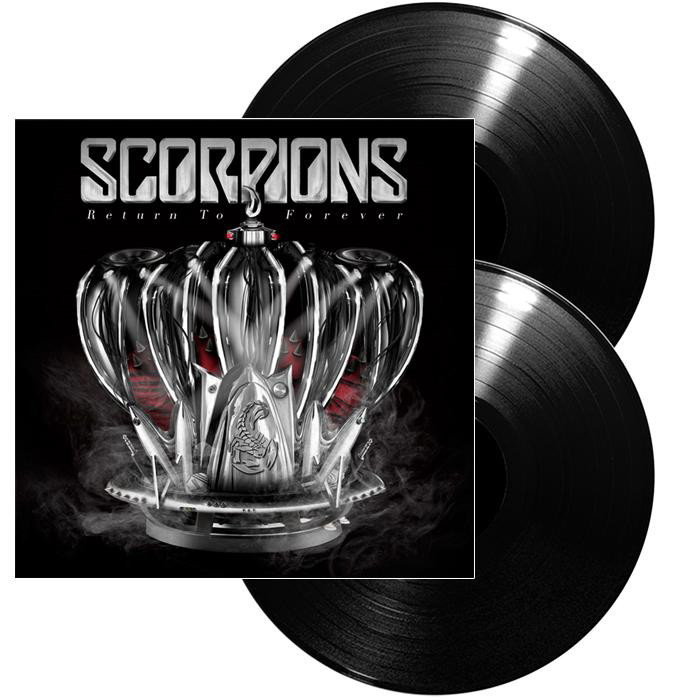 Scorpions, Return To Forever, LP