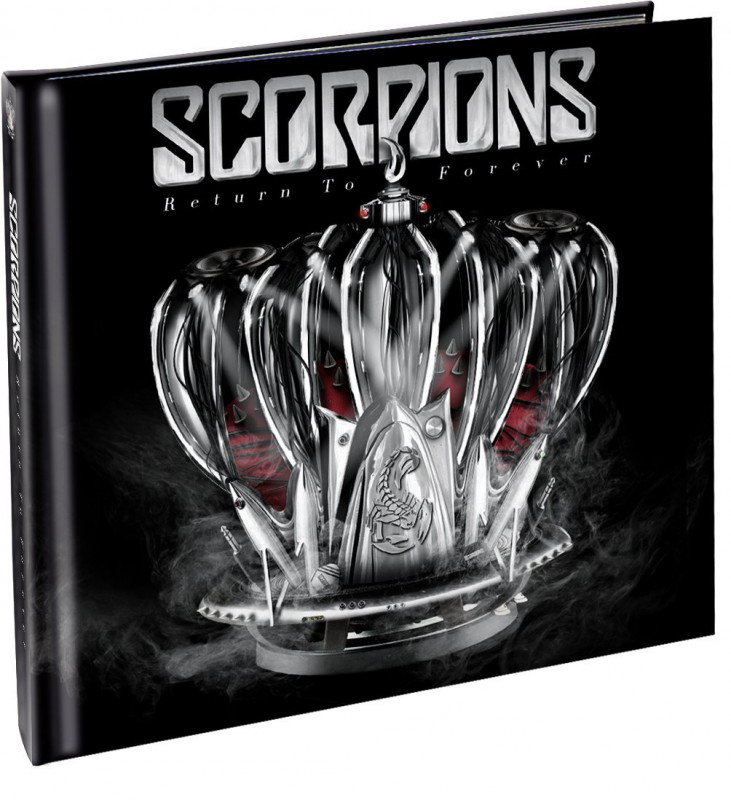 Scorpions, Return To Forever (Deluxe Edition), CD