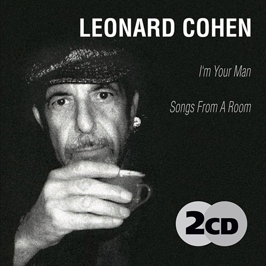Leonard Cohen, I'm Your Man / Songs From a Room, CD