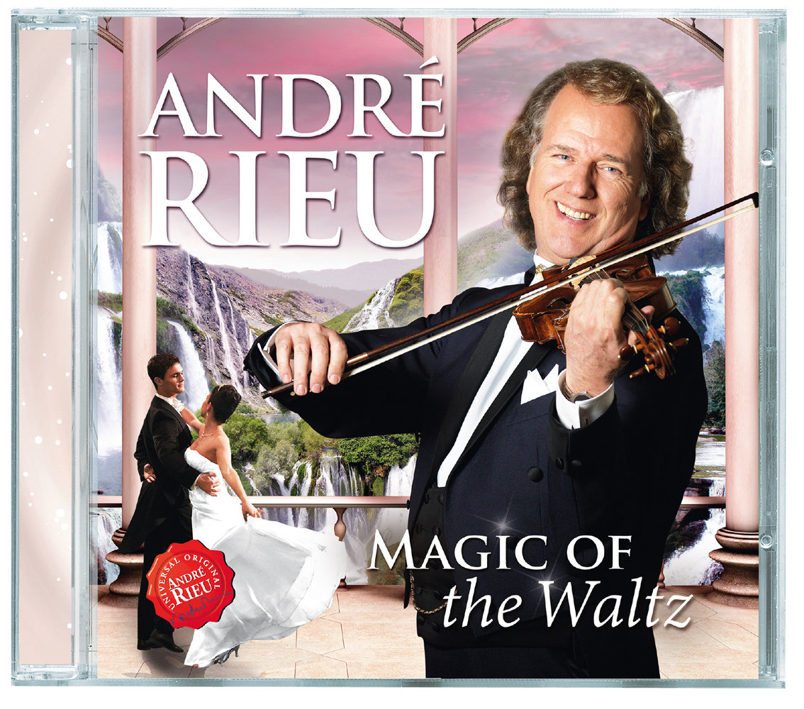André Rieu, Magic Of The Waltz, CD