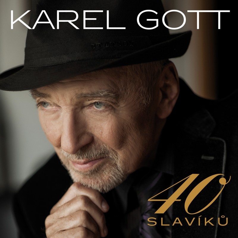 Karel Gott, 40 slavíků, CD