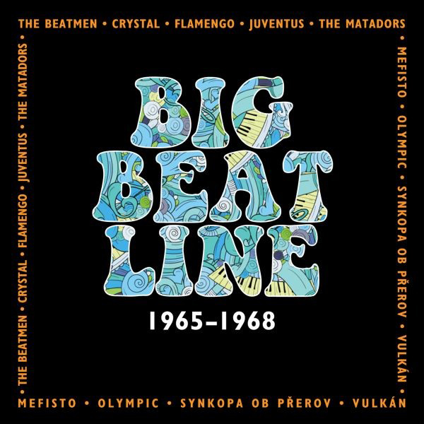 Různí, Big Beat Line 1965-1968, CD
