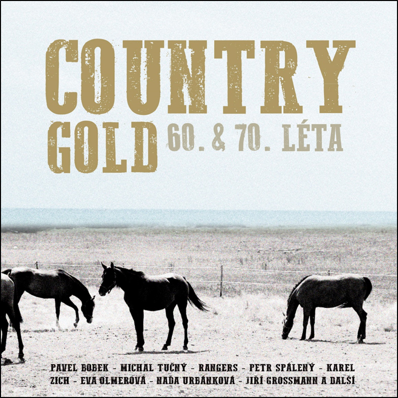 Různí, Country Gold 60. & 70. léta, CD