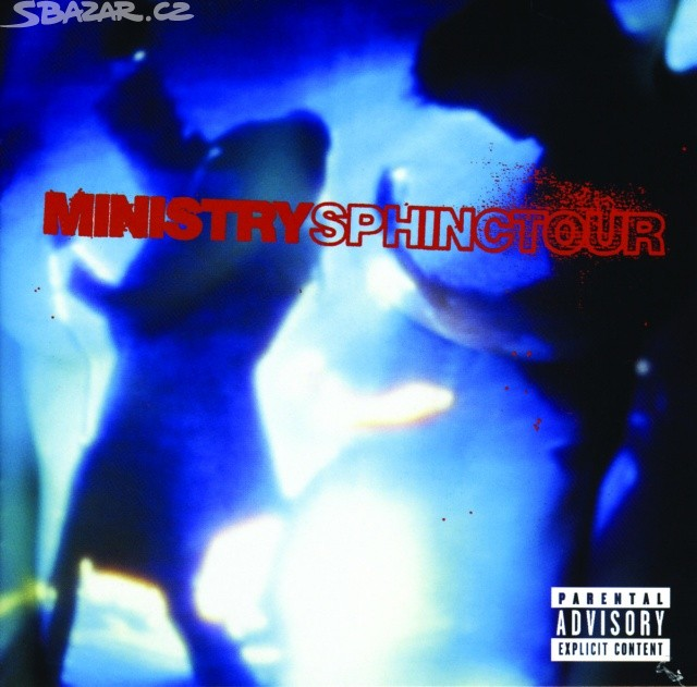 Ministry, Sphinctour, CD
