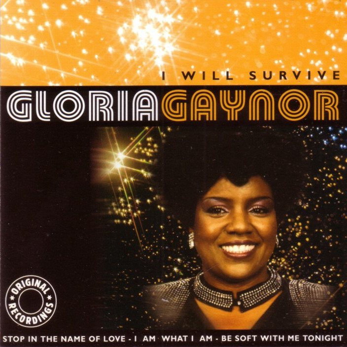 Gloria Gaynor, I Will Survive, CD