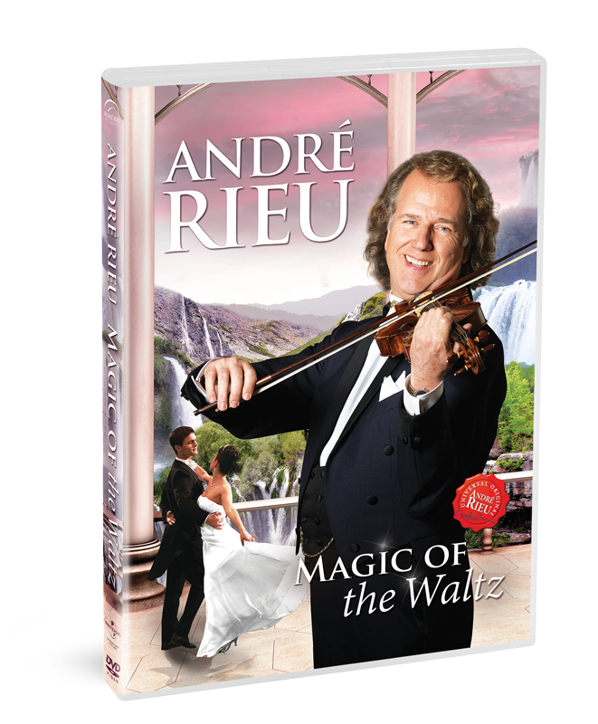 André Rieu, Magic of The Waltz, DVD