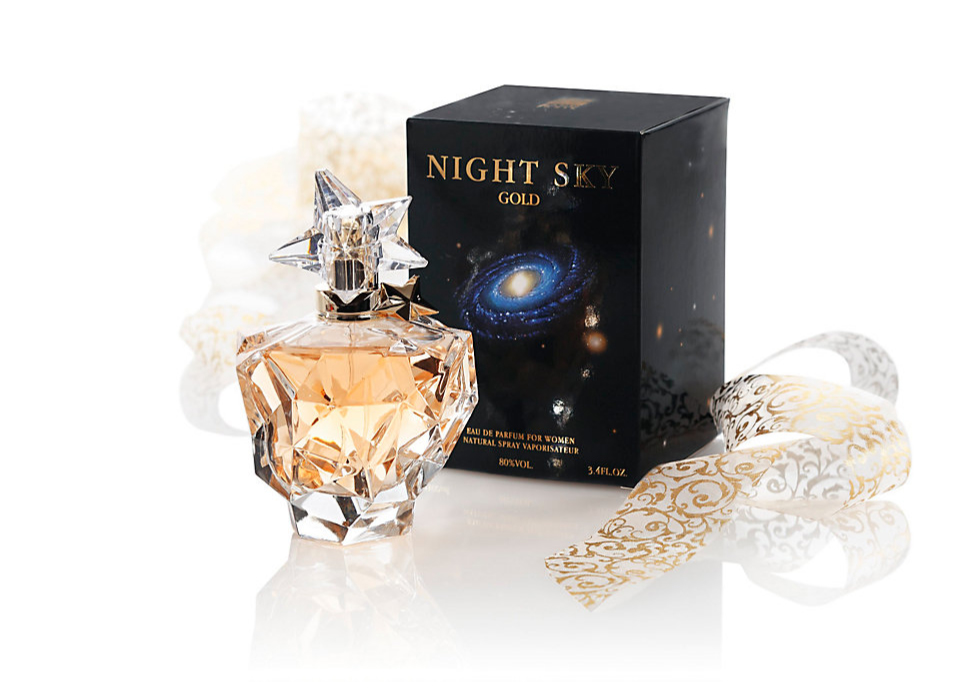"""Night Sky Gold"", Eau de Parfum Women, 100 ml"