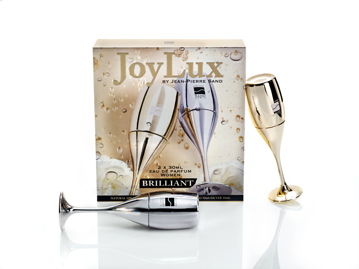 """Joy Lux Brilliant"" Eau de Parfum Women, 2 x 30 ml"