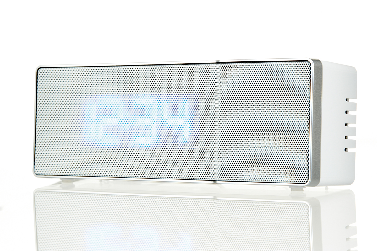 Rádiobudík ECG RB 030 P WHITE