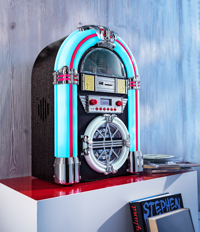 Mikrosystém JUKEBOX